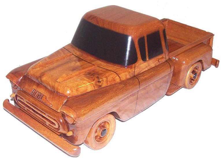 Wooden Toys Trucks Plans Woodworking Around Family