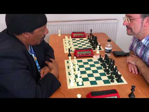 Muswell Hill FIDE Rapid Chess - by Tony Femenias