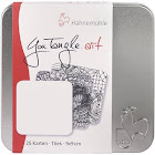 Hahnemühle YouTangle.art Cards - Cardboard - 3.54 in x 3.54 in - 25 sheets - bright white - 310 g/m² - paper