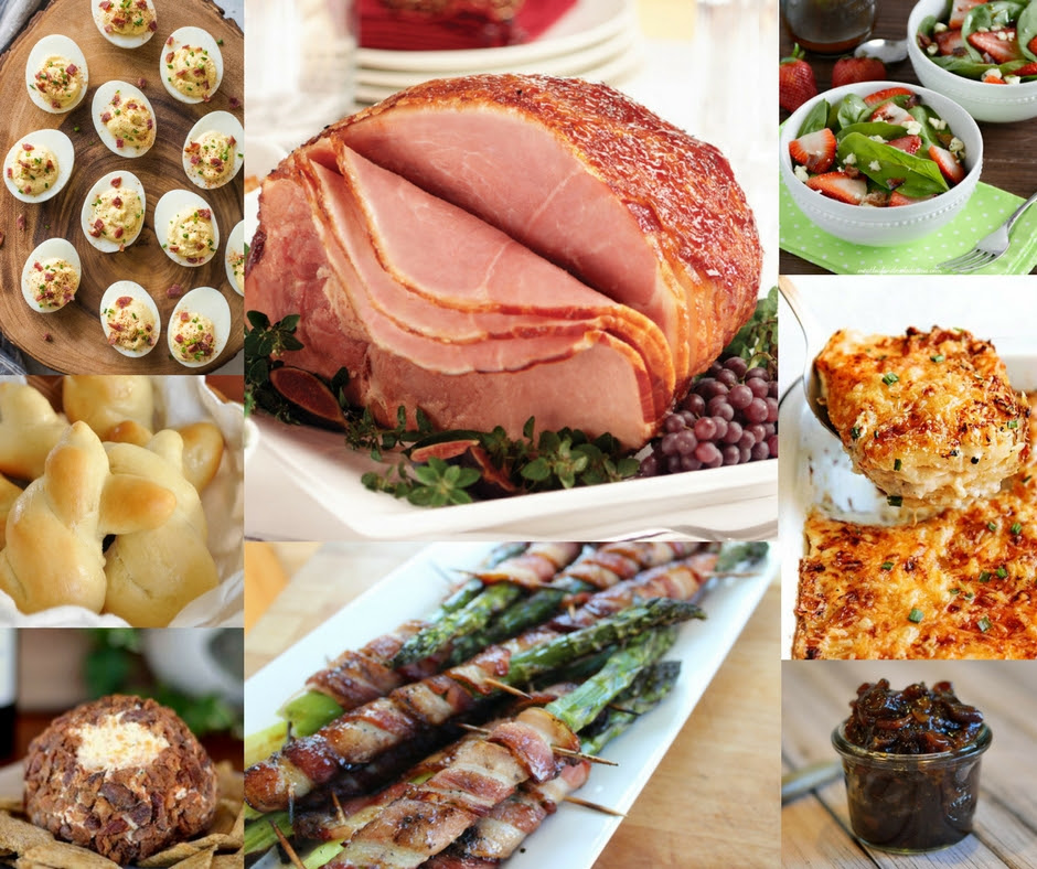 Your Complete Bacon Filled Easter Menu Cooking Schedule Hemplers