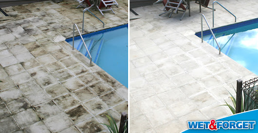 Close your Pool with Wet & Forget Outdoor for a Hassle-Free Clean!