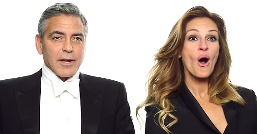 Julia Roberts Thinks George Clooney's Gwyneth Paltrow Dig Is Hilarious