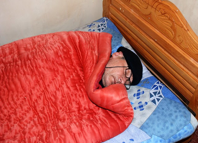 Sleeping Graf Oto