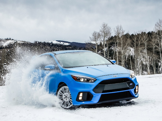 Ford Focus RS Earns AutoGuide.com 2017 Car of the Year Honors | Ford Media Center