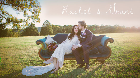 Moss Mountain Farm Wedding Videography - Rachel & Grant