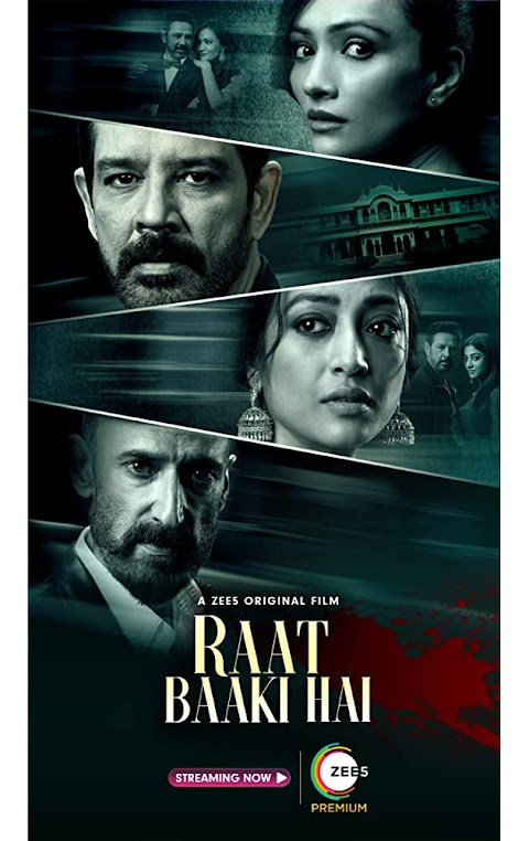 Raat Baaki Hai (2021) 480p 720p 1080p Web-DL Hindi  | Zee5 Film