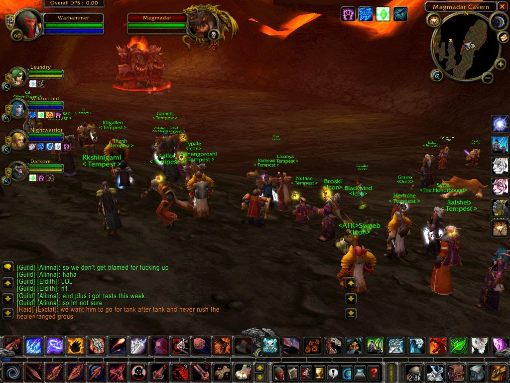 Get manual: World of warcraft how to level