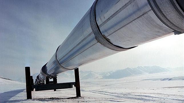 Vía libre a la explotación de una gran reserva de gas en Alaska
