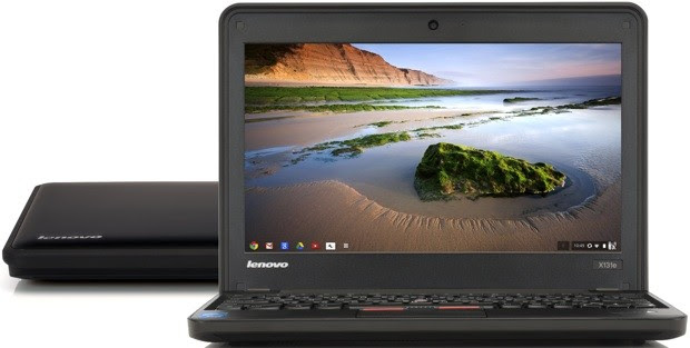 Lenovo adopts Chrome OS, intros ThinkPad X131e Chromebook for schools