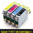Epson T1811 Ink Cartridge Outsells all other all-in-one Printer Cartridges