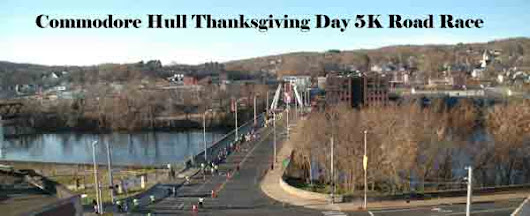 Commodore Hull Thanksgiving Day 5K Road Race