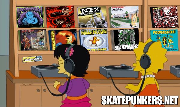 Make Lisa Listen to Fast Music Again