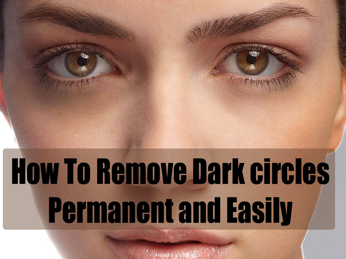Home Remedies to Reduce Dark Circles