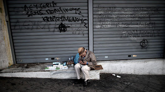 Greece's economy under capital controls: When banks die | The Economist