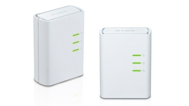DLink PowerLine AV Mini Adapter kit keeps wired networks as subtle and cheap as possible