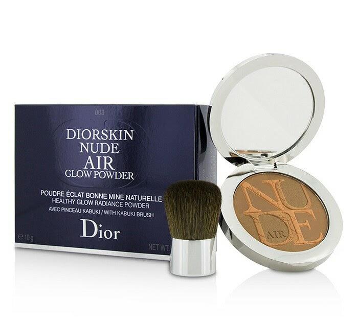 【找便宜】Christian Dior 迪奧 輕透光空氣蜜粉餅 (附蜜粉刷) - # 003 Warm Tan 10g/0.35oz