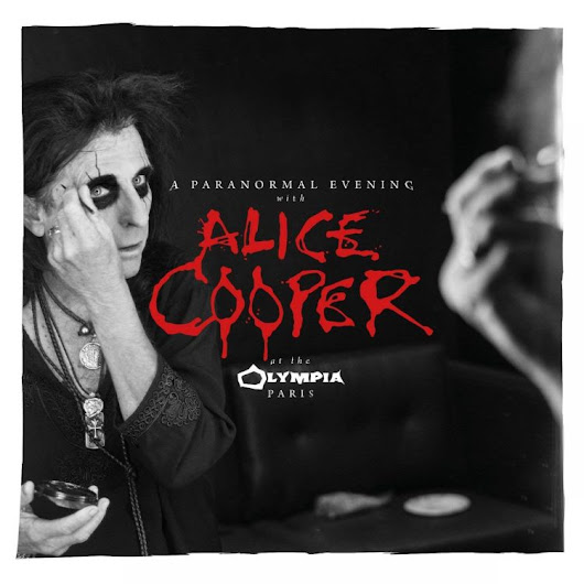 Review: Alice Cooper – A PARANORMAL EVENING AT THE OLYMPIA PARIS