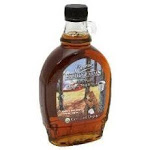 Coombs Organic Grade A Dark Amber Maple Syrup, 8 Fluid Ounce - 12 Per Case.