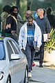 kanye west heads home after a long day 05