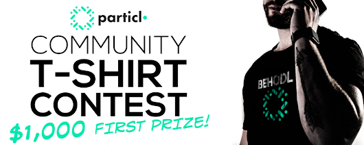 T-Shirt Contest: Submissions Closed – Particl News