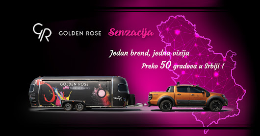 Golden Rose karavan