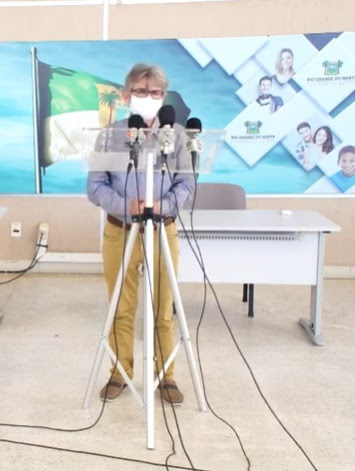 Covid-19: Oeste e região metropolitana de Natal registram lotação em leitos