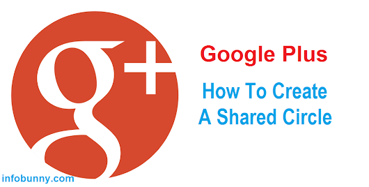 How To Create Shared Circles - Guide And Tutorial