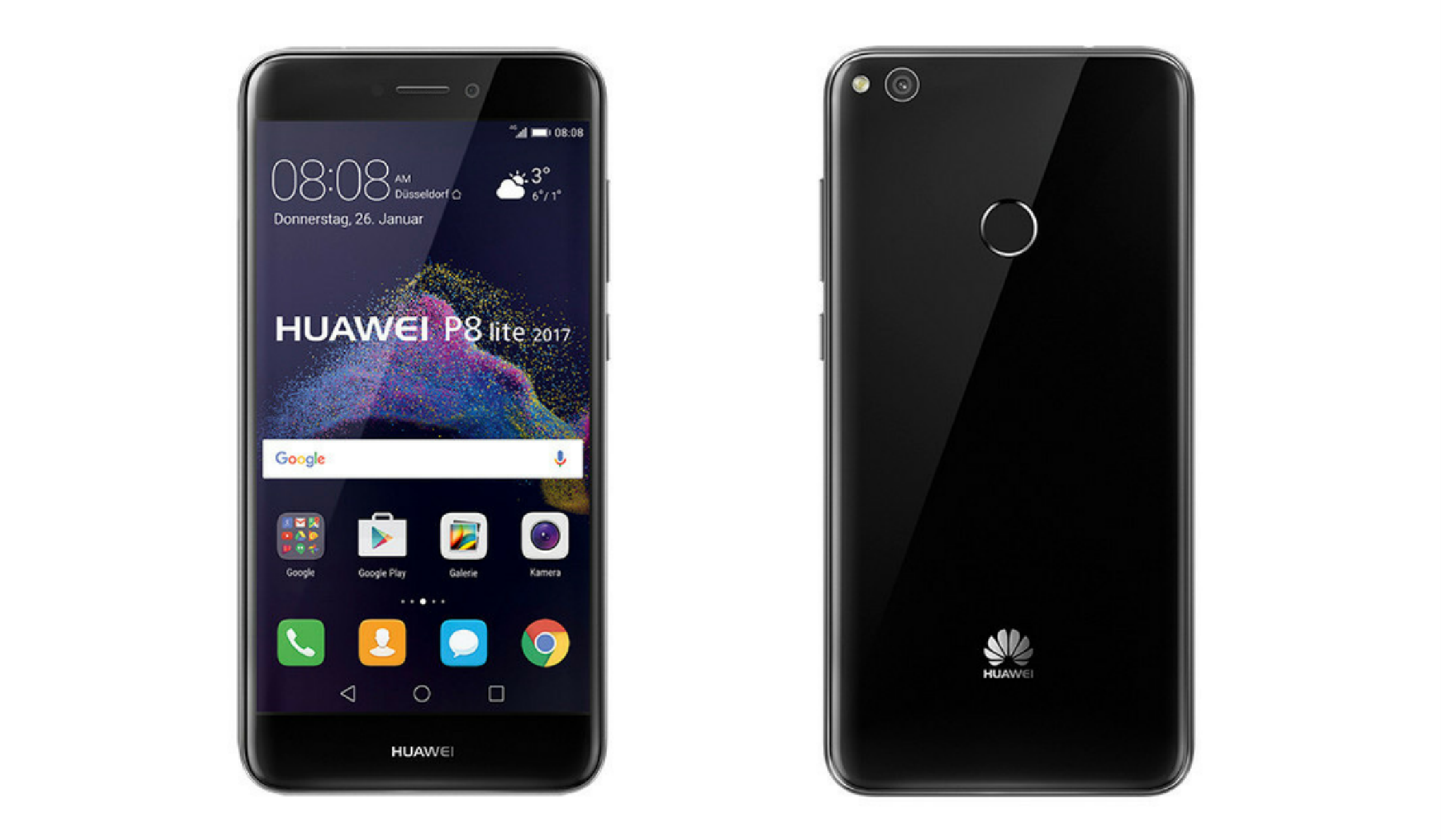Huawei announced P8 Lite 2017 with 5 2
