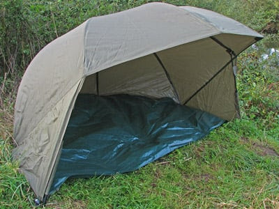 Cyprinus V3 Oval Brolly/Shelter – Review | FishingMagic