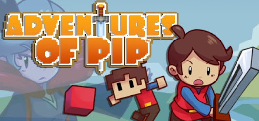 Adventures of Pip tells the story of gaming's art evolution