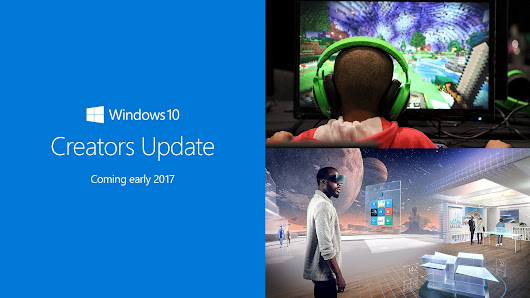 Microsoft announces Windows Creators update release date! - In Easy Steps