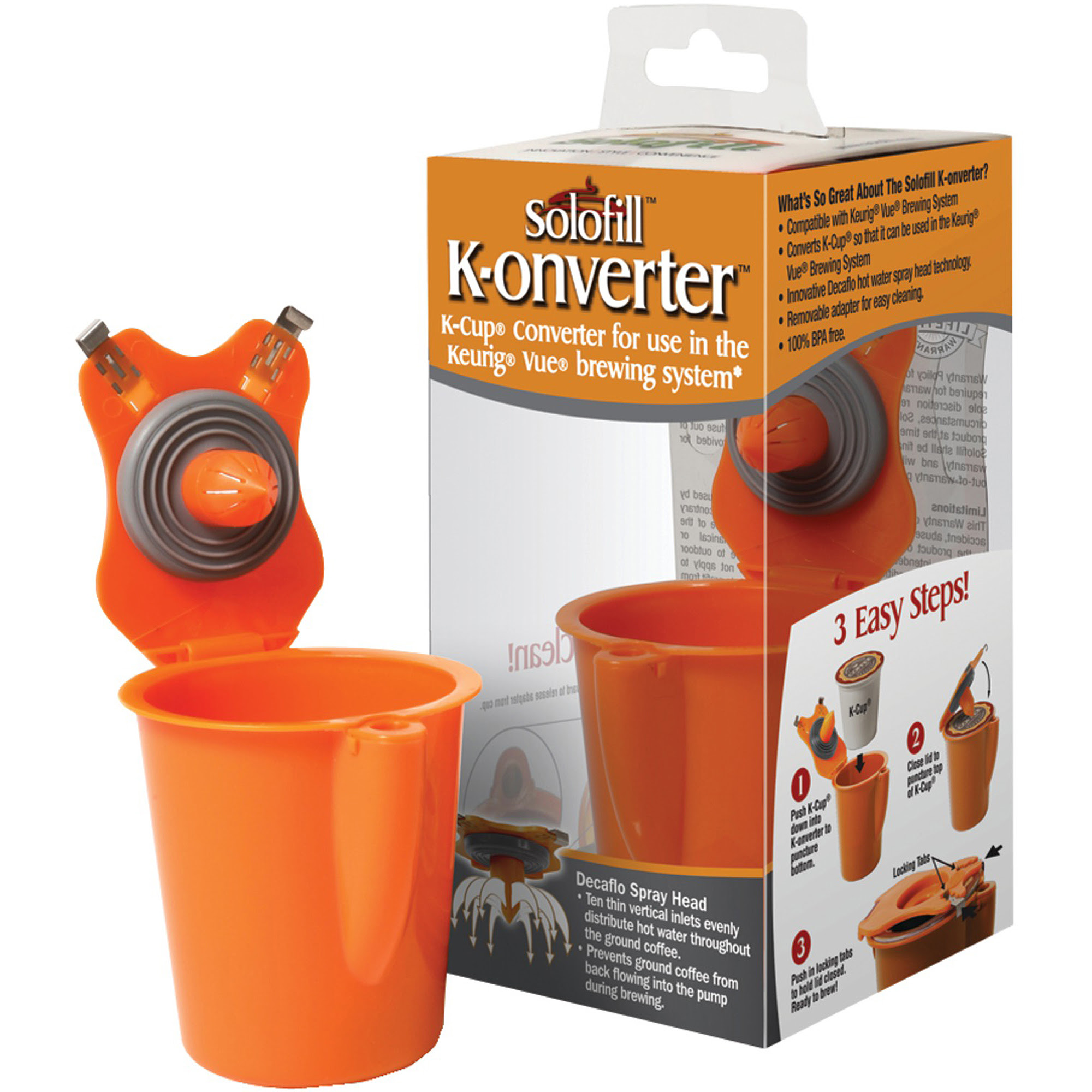 Keurig My K-Cup Reusable Coffee Filter - Walmart.com