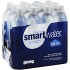 Glaceau Smart Water - 12 pack, 33.8 fl oz bottles