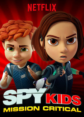 Spy Kids: Mission Critical - Season 1