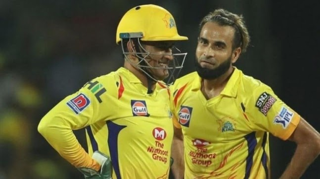 I'll always have MS Dhoni in my team, its a pleasure to be in his company: Imran Tahir https://ift.tt/36s6YH8