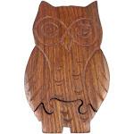 Owl Puzzle Box - Matr Boomie