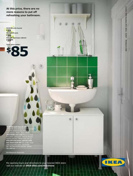 Ikea Bathroom Cabinet in Ikea Bathrooms 2013 by Ikea