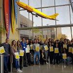 חברת DHL אקספרס: 40 לקוחות סיימו קורס מקצועי - Port2Port ספנות ותעופה