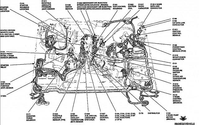 Wiring Diagram Database  2003 Ford F150 Vacuum Hose Diagram