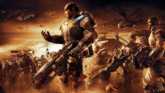 Image: Gears of War Movie in the Works at Universal | Collider