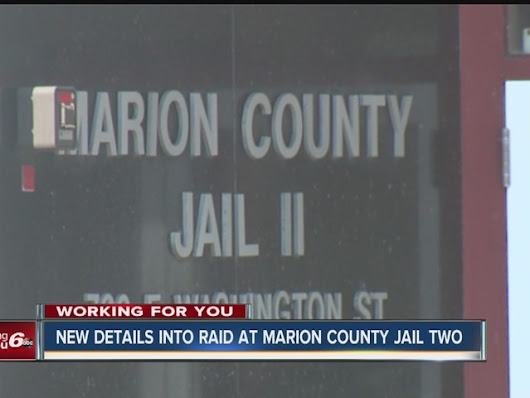 "Sheriff: Jail II ""infested"" with drugs, money and phones"