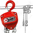 Chain Hoists; Manual, Electric, Pneumatic - Lifting Equipment Specialists & Suppliers | LiftingSafety