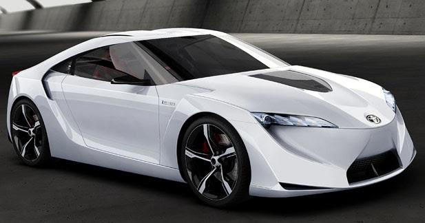 Toyota s'inspirerait des précédentes études de style pour élaborer ...
