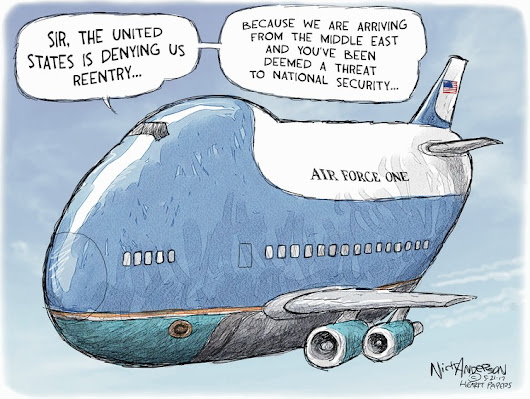 Nick Anderson by Nick Anderson for May 21, 2017 | GoComics.com