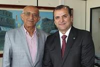 Eleito por unanimidade, Edilson Baldez das Neves vai substituir o empresário e produtor, Claudio Azevedo - que também exerce hoje o cargo de secretário de Estado de Agricultura, Pecuária e Abastecimento.