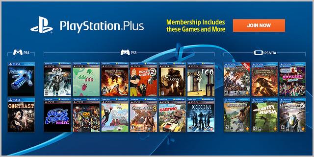 PlayStation Plus Update 11-26-2013
