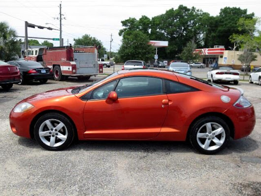Used 2007 Mitsubishi Eclipse GS for Sale in Pensacola FL 32502 Bill Haven Cars Inc