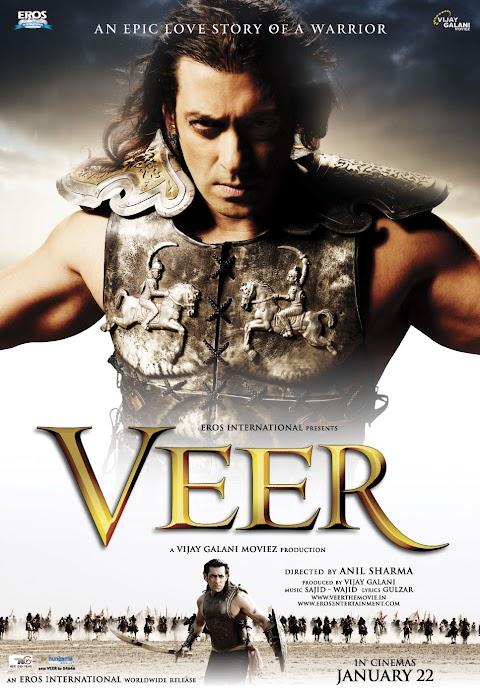 Veer (2010) 480p 720p 1080p BluRay Hindi Full Movie