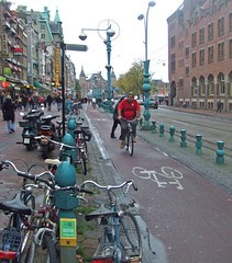 Amsterdam (by: Bill Barber, creative commons license)