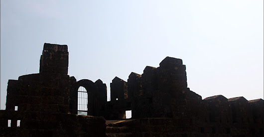 Mirjan Fort – A red fort on Karnataka's Coast